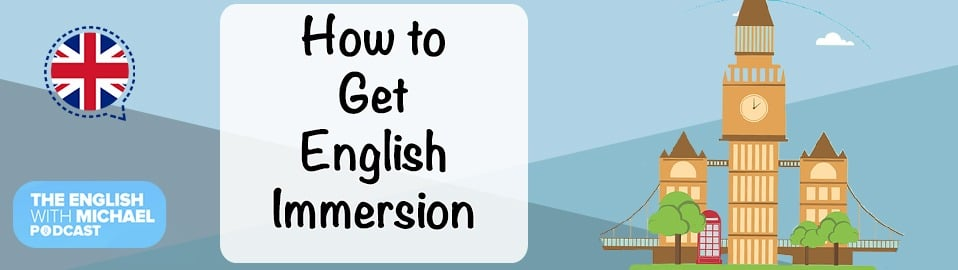 Get English Immersion