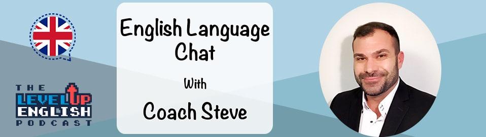 Coach Steve Podcast