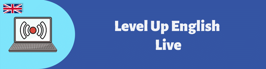 Level Up English Live