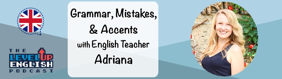 English with Adriana