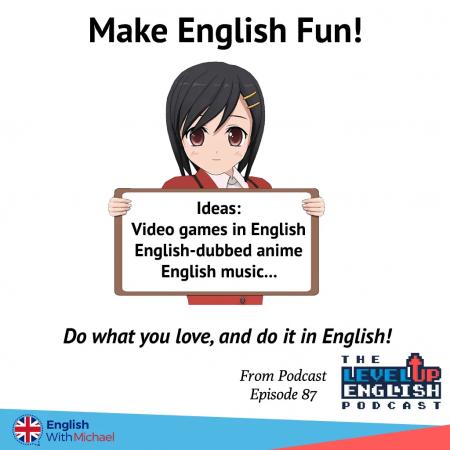 Make English Fun