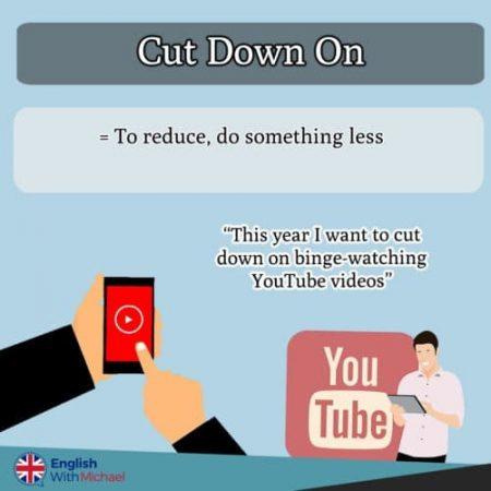 Cut Down On
